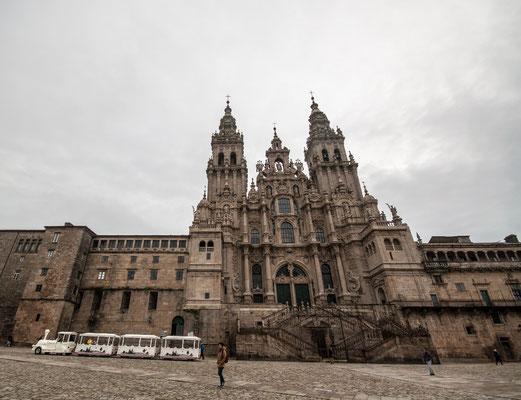 Santiago de Compostela, E