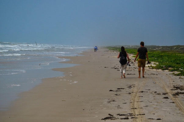 San Padre Island Nationalpark
