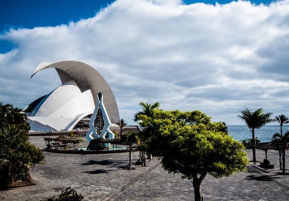 Nicht Sydney, sondern Santa Cruz de Tenerife