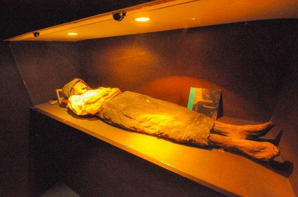 Im Mumien-Museum