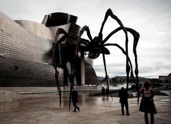 Guggenheim-Museum, Bilbao, E