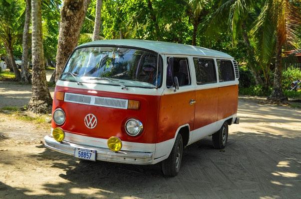 Justins wunderschönes VW-Bussli