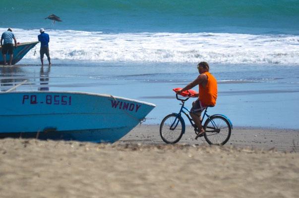 Baywatch mit Jorge