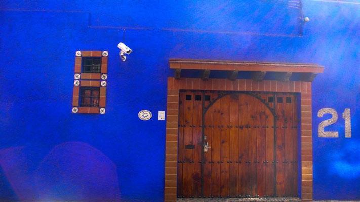 B&B Casa Azul, México-City