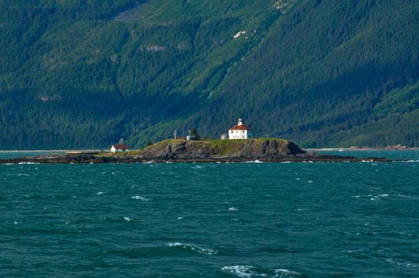 Auf der Fahrt nach Juneau