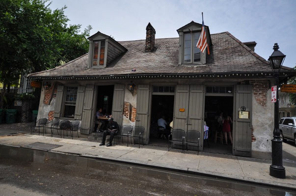 Die älteste Bar der USA