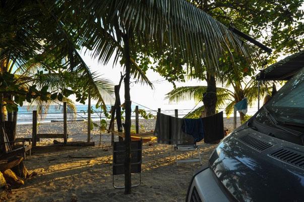 Camping Los Cocos, Playa Samara