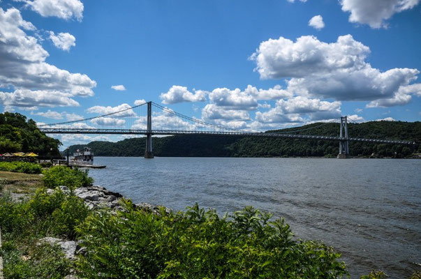 Hudson River in Poughskeepsie