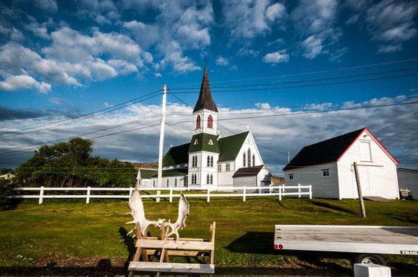 Kirche in Trinitiy