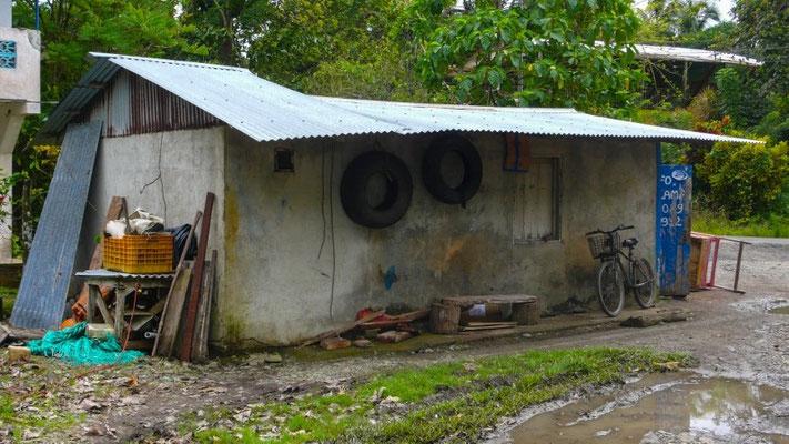 In Cahuita