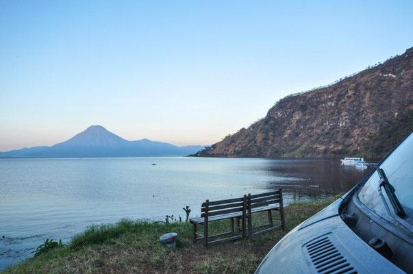 Hotel Bahia del Lago, Lago Atitlan, Panajachel