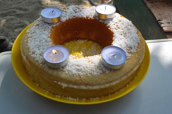 Geburikuchen für Carmen