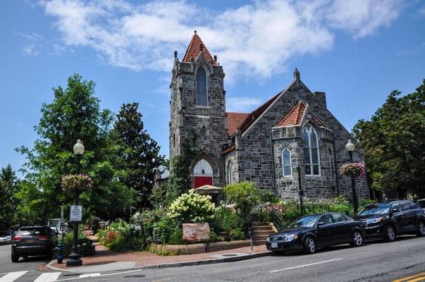 Cooles Viertel - Georgetown