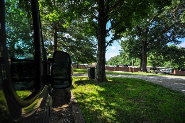 Graceland RV Park, Memphis