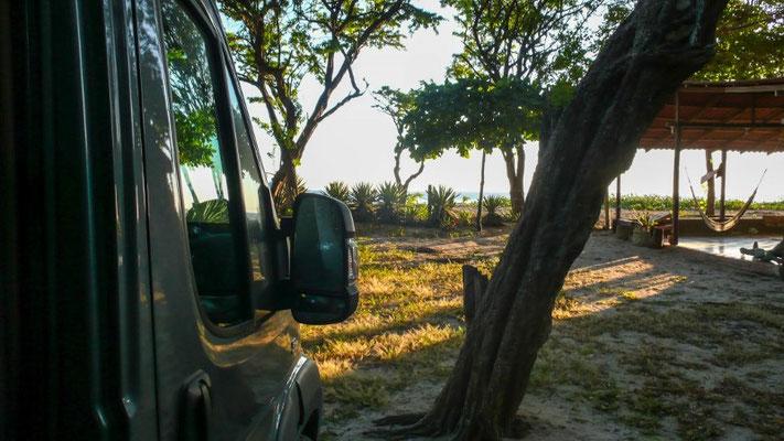 Camping Matilda, San Juan del Sur