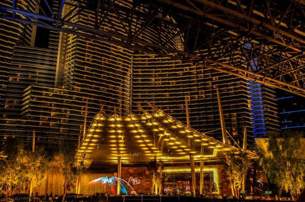 Das neue stylische Hotel Aria