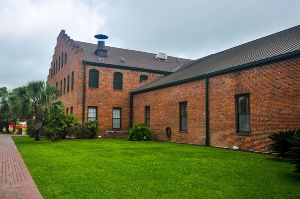 Tabasco-Fabrik