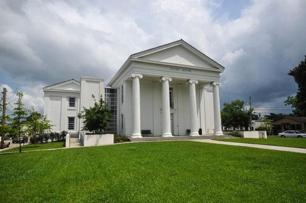 Court House in Martinsville