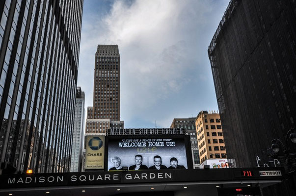 Madison Square Garden - mehr sag ich hier nicht dazu!!!!