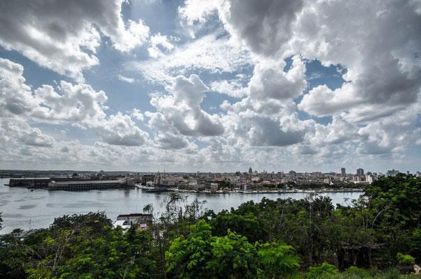 Aussicht auf Havanna