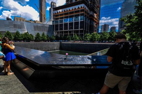 Das 9/11-Memorial