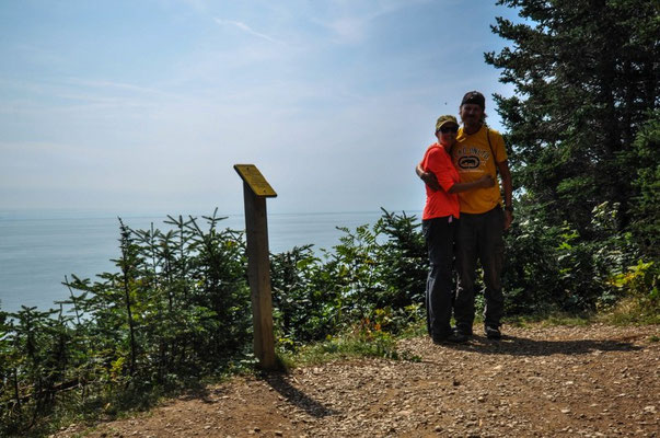 Back in Canada: Cape Chigneto
