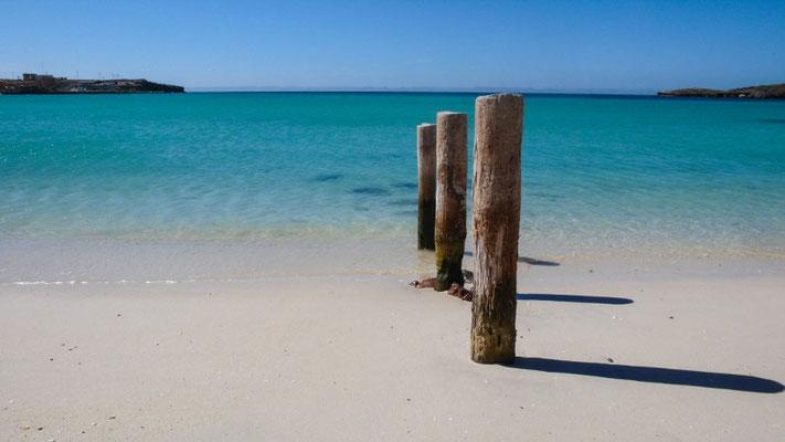 Nein, wir sind nicht auf den Malediven
