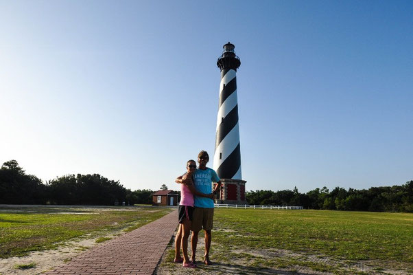 Lighthouse Cape Hatteras