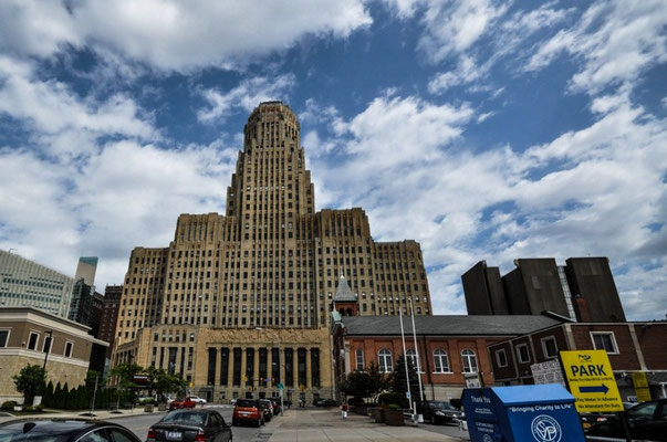 City Hall in Buffalo