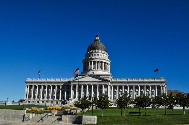 State Capitol in Salt Lake City