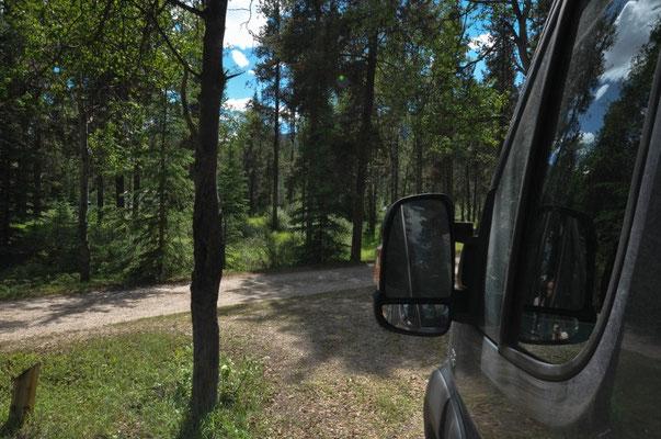 Wapiti Campground, Jasper NP