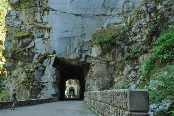 Othello Tunnels bei Hope
