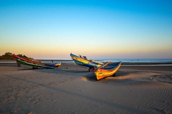 An der schönen Playa Escargera