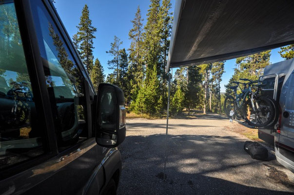Norris Campground, Yellowstone Nationalpark