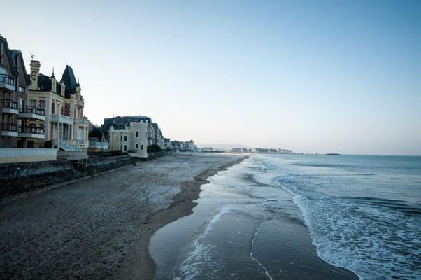 Trouville-sur-Mer, Normandie, F