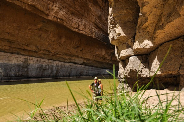 Am Santa Elena Canyon