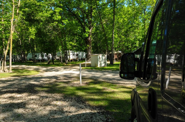 Miller's Campground, Portage-La-Prarie