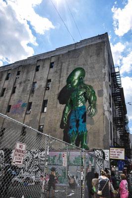 Spezielles Graffitti