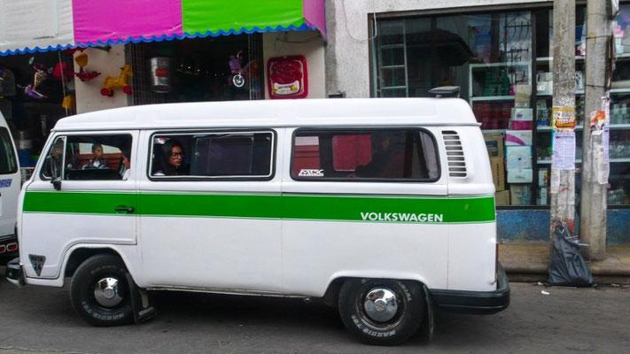Schönes Taxi