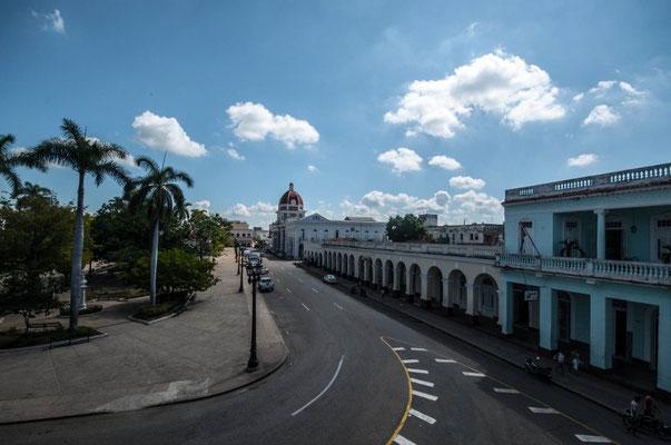 Wir sind in Cienfuegos angekommen