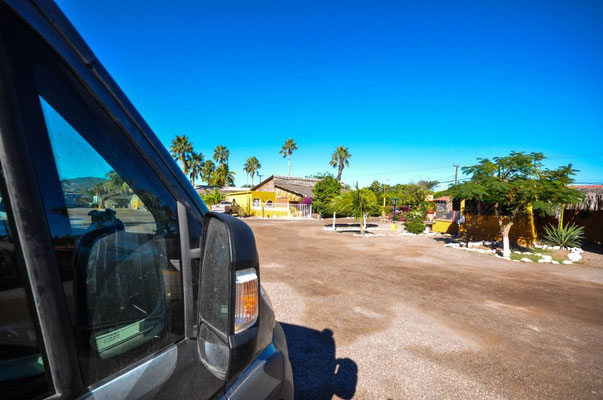 Rivera del Mar RV Park, Loreto