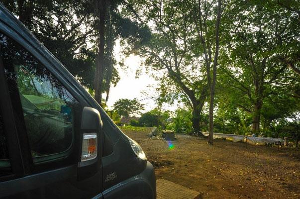 Hotel Paradiso, Laguna de Apoyp