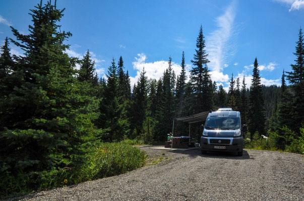 Geniessen im Manning Provincial Park
