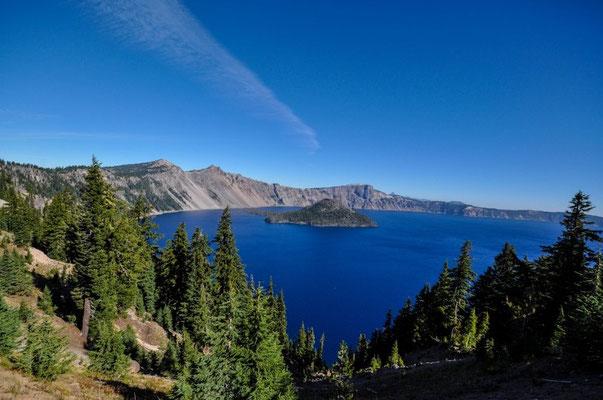 Wow, war der erste Gedanke, als wir diesen See erblickten
