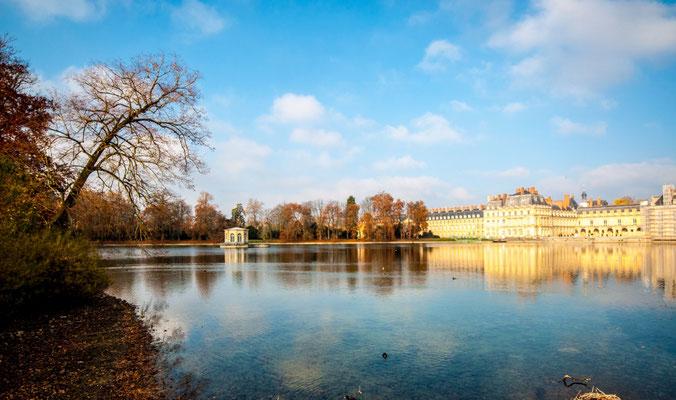 Schloss Fontainebleau, F