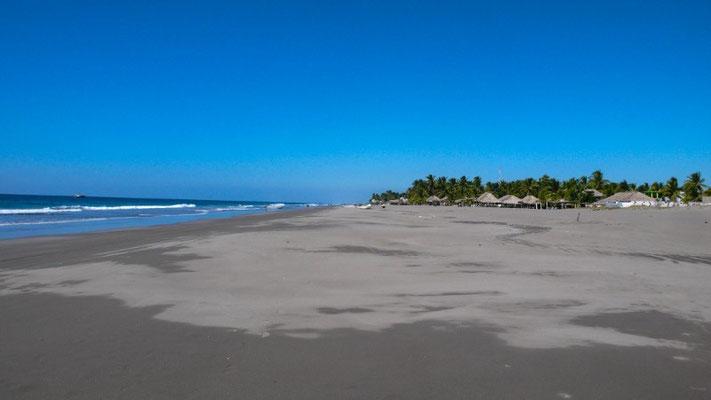 Wieder ein herrlicher Strand