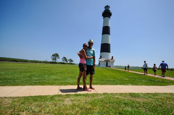 Lighthouse Bodie Island