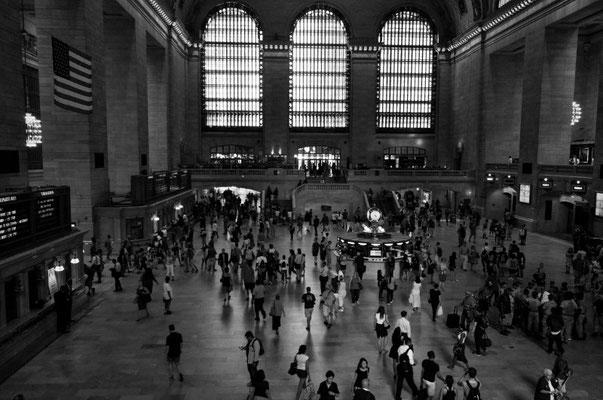 Die wunderschöne Grand Central Station