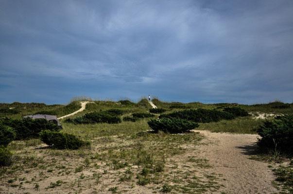 Campingplatz mit eigenem Strandanschluss