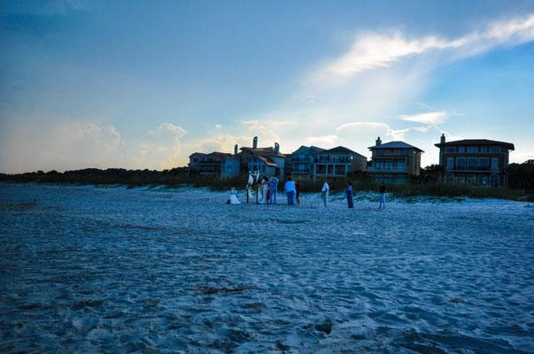 Hochzeit an der Beach auf Hilton Head Island